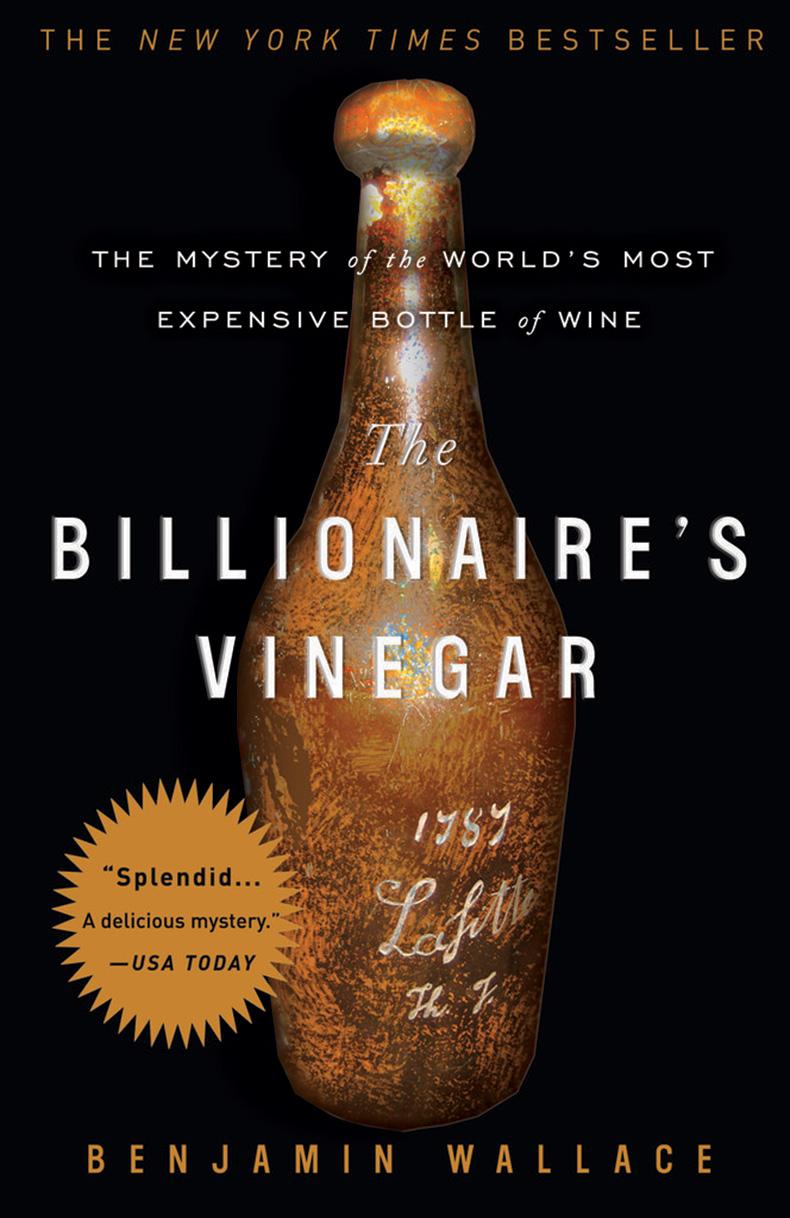 Billionaire-Vinegar-Benjamin-Wallace