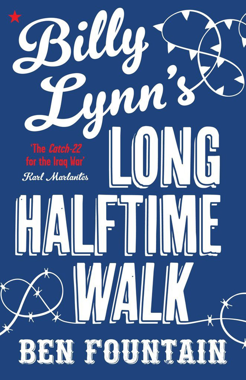 Billy-Lynn-Long-Halftime-Walk-Ben-Fountain