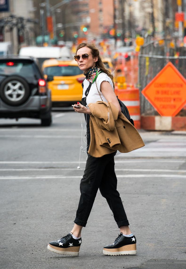 Diane-Kruger-Wearing-Her-Stella-McCartney-Platforms
