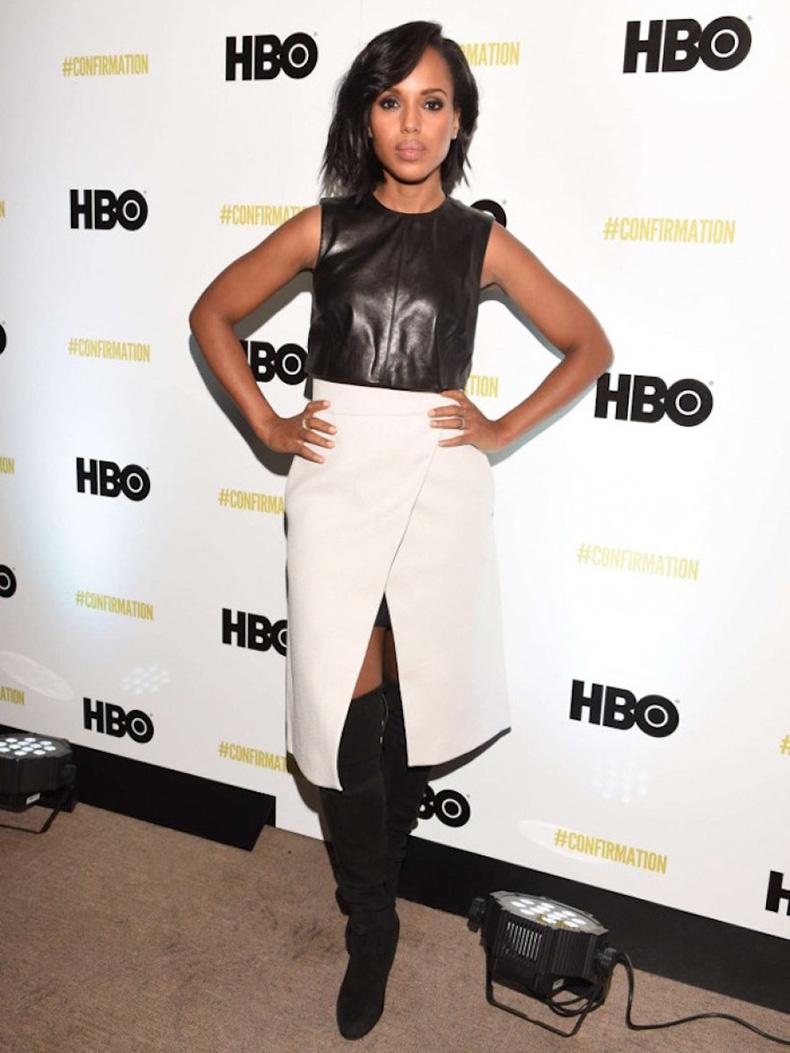 Kerry-Washington-HBOs-Confirmation-at-2016-Sundance-Film-Festival-tibi-white-wrap-front-skirt-ji-oh-resort-2016-black-sleeveless-top-stuart-weitzman-suede-over-the-knee-boots-900x1200