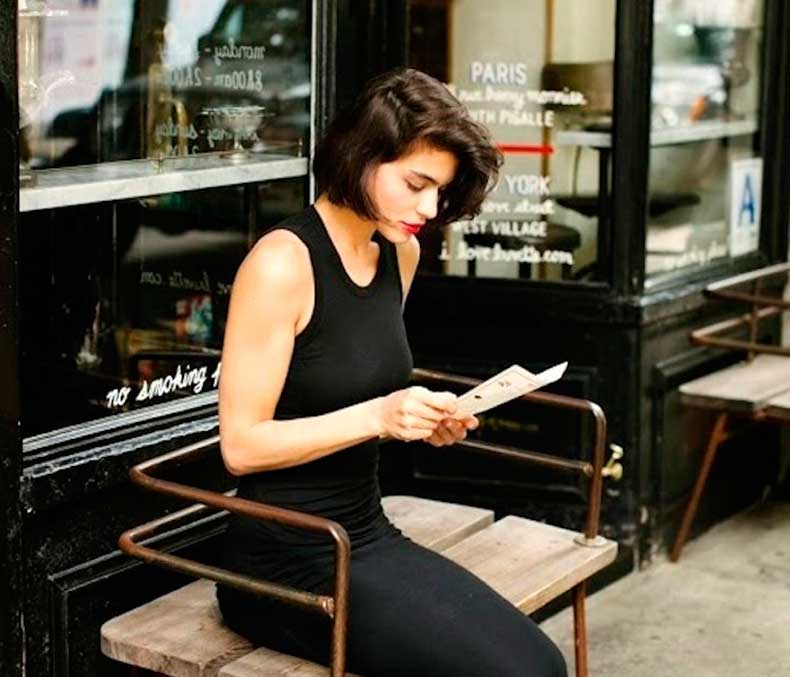 Le-Fashion-Blog-Simple-Summer-Side-Part-Bob-Red-Lips-Black-Tank-Dress-Nude-Sandals-Via-A-Cup-Of-Jo-700x600