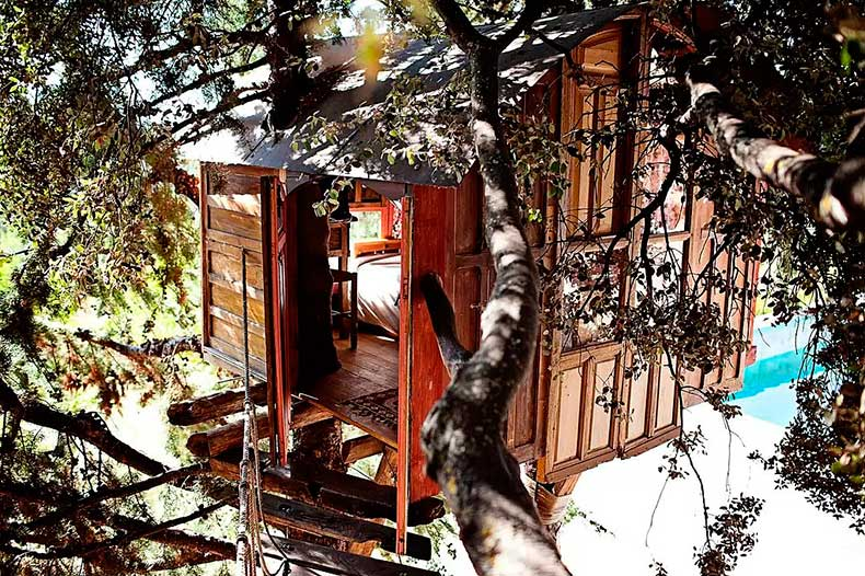 Natural-Park-Tree-House-Huétor-de-Santillán-Andalusia-Spain