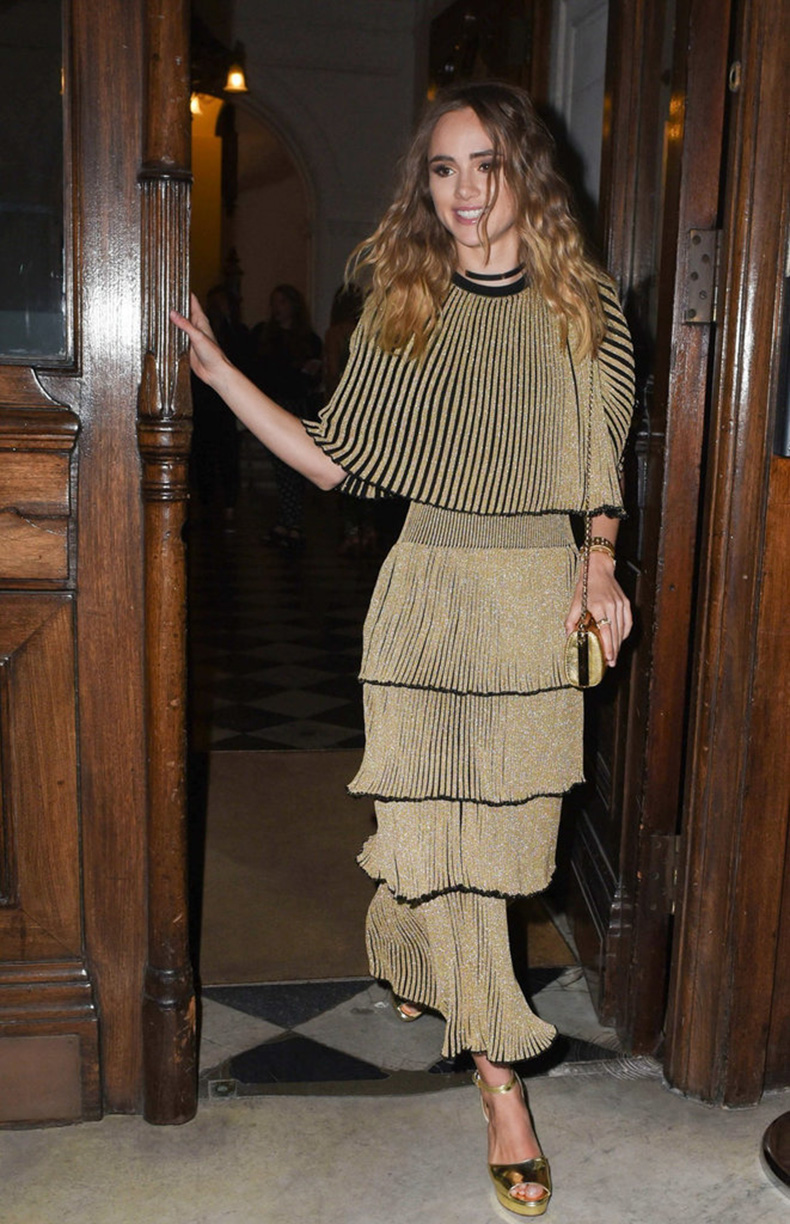 Suki-Waterhouse-Sonia-Rykiel-Dress-(1)