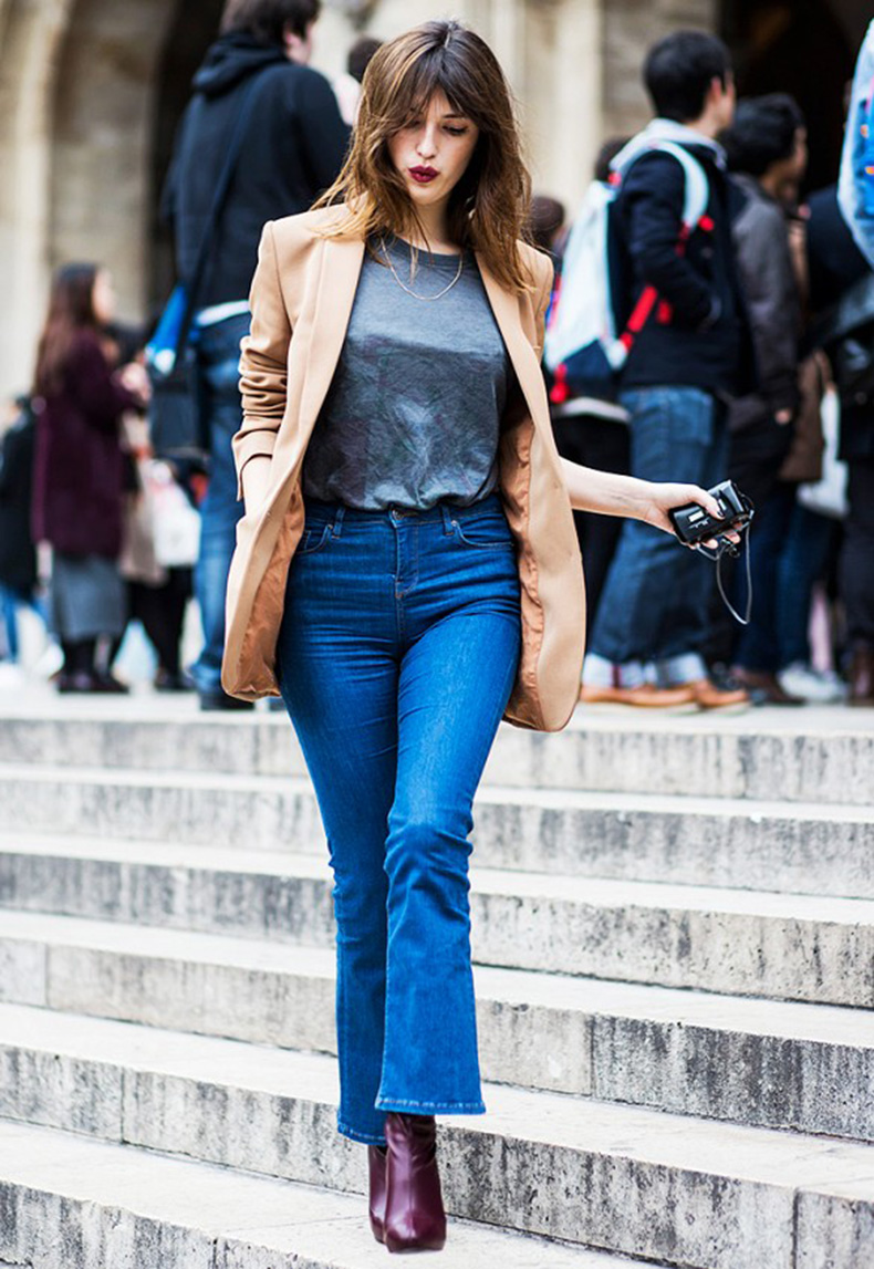 cropped-flares-cropped-denim-high-waisted-denim-caml-blazer-jacket-burgundy-ankle-booties-via-a-love-is-blind