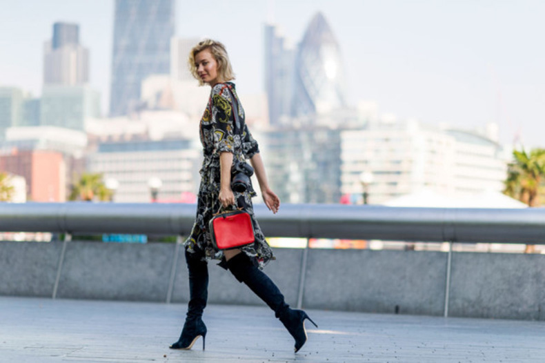 fall-dresses-fall-prints-boho-prints-fall-bags-over-the-knee-boots-black-heeled-boots-lfw-street-style-elle.com_-640x426