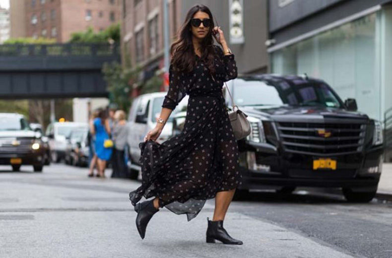 fall-printed-dess-boho-maxi-dress-ankle-boots-chelsea-boots-fall-outfits-shower-work-via-the-styleograph1-640x421