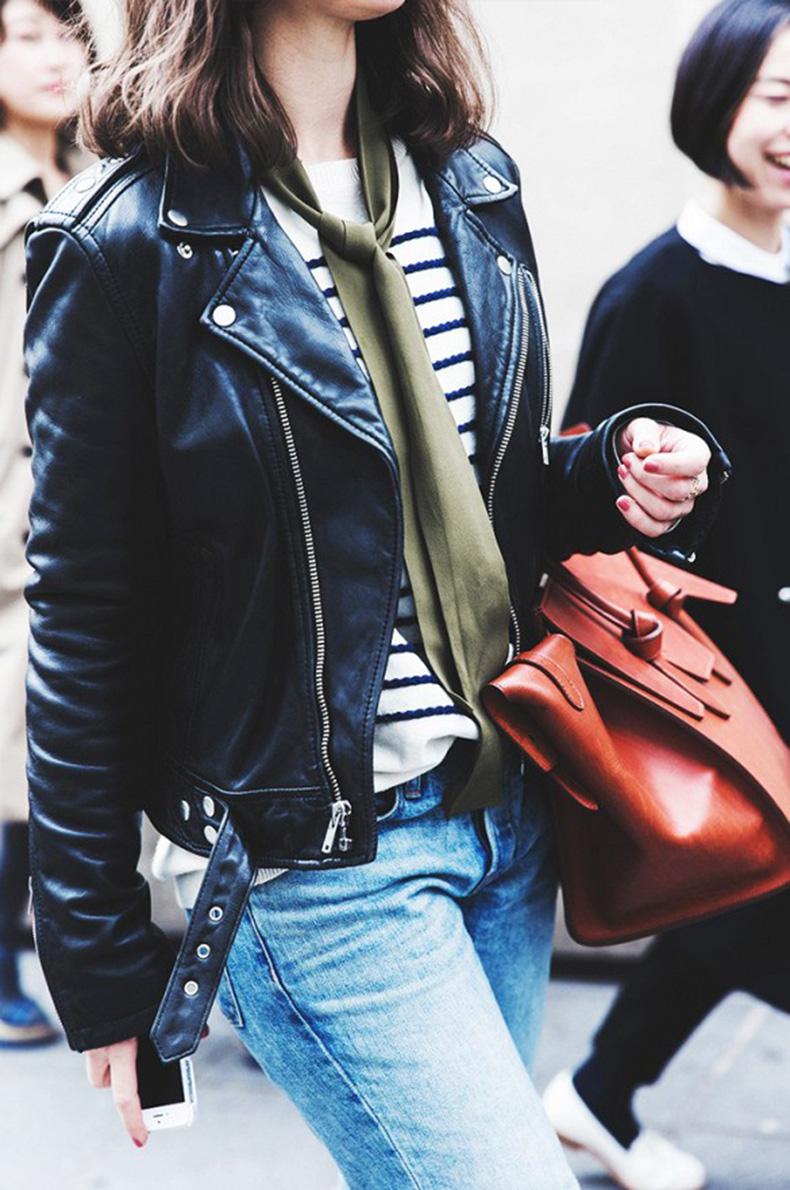 skinny-scarf-stripes-weekend-moto-jacket-collage-vintage