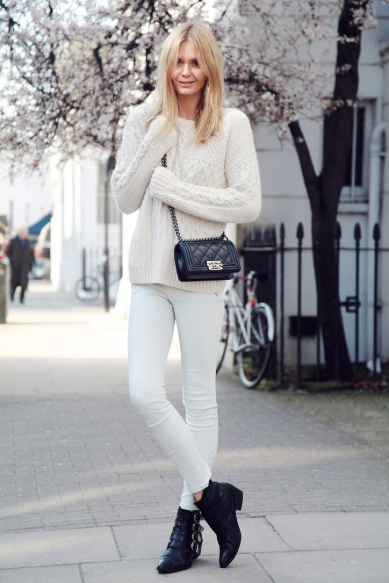 1.-knitted-sweater-with-white-denim