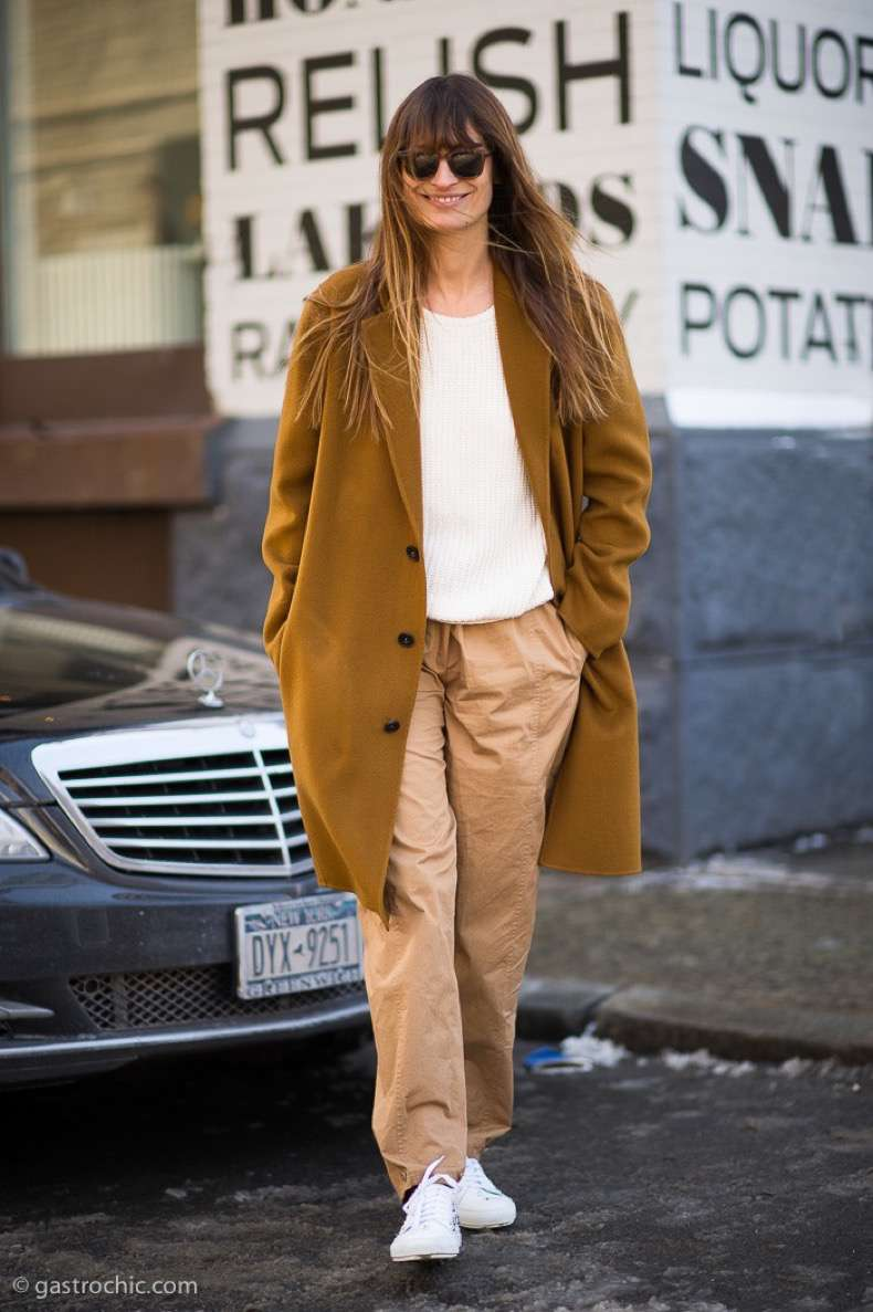 Caroline de Maigret at Theory