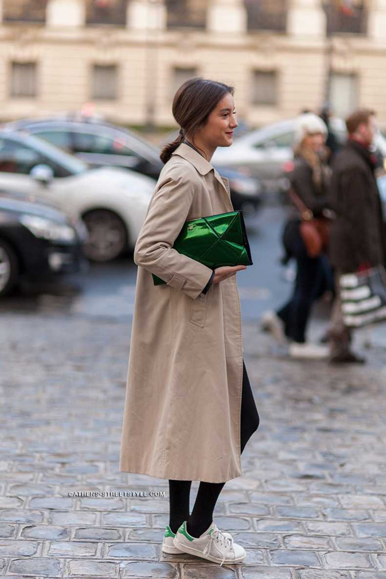 4534-Girl-Trench-Coat-Stan-Smith-Paris-Fashion-Week-Fall-Winter-2014-2015-Street-Style-682x1024
