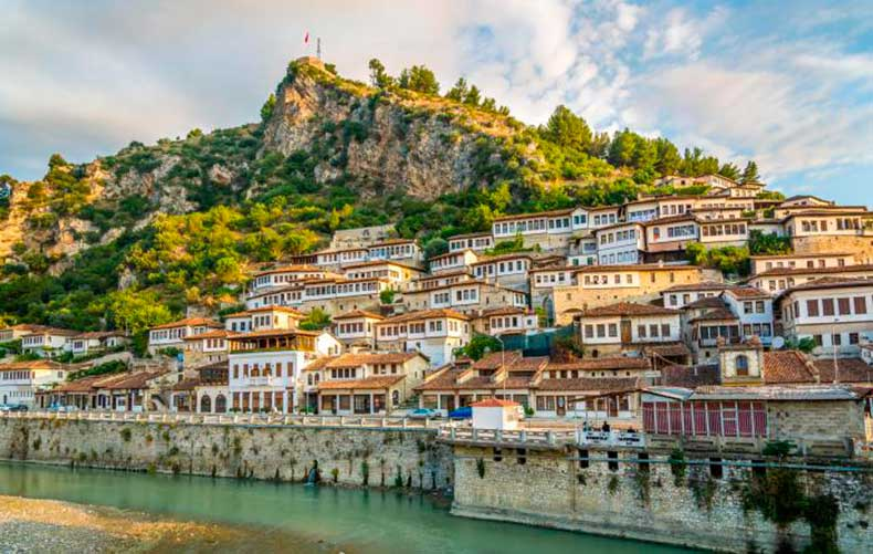 Berat-Old-City-Albania
