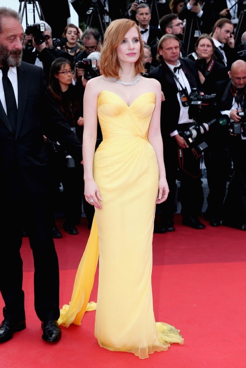 Jessica-Chastain-stepped-out-Café-Society-premiere