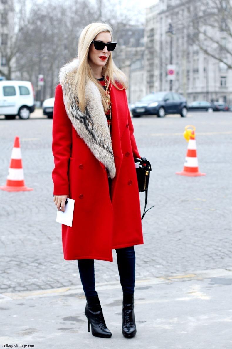 Joanna_Hillman-Paris_Fashion_Week_2013-street_Style-Red_Coat-2