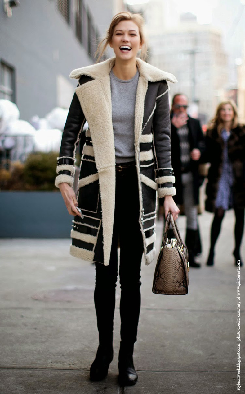 Karlie-Kloss-Street-Style-Snapshot---Easy-Chic-Style-With-Shearling-Coat