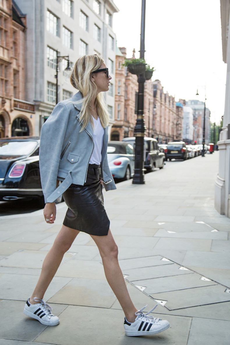 Le-Fashion-Blog-25-Ways-To-Wear-Adidas-Sneakers-Suede-Moto-Jacket-White-Tee-Leather-Mini-Skirt-Superstar-Street-Style-Via-Camille-Over-The-Rainbow