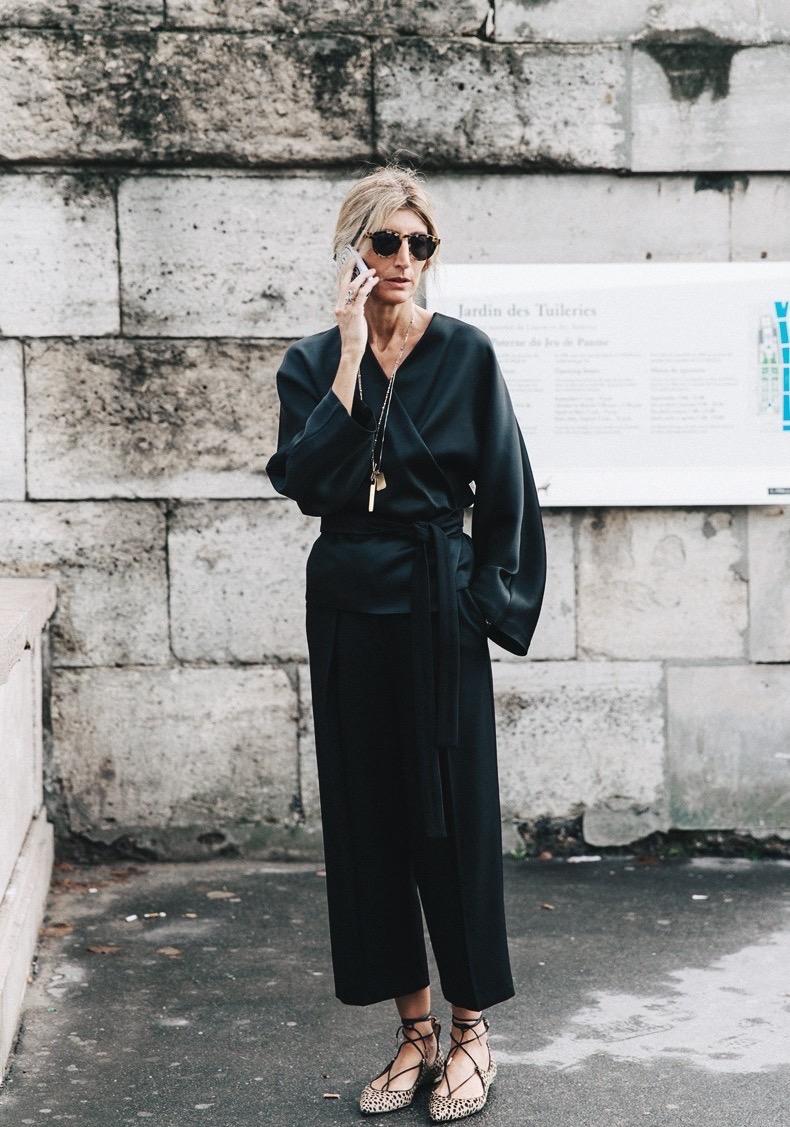 PFW-Paris_Fashion_Week-Spring_Summer_2016-Street_Style-Say_Cheese-Sarah_Ruston-Black-Leopard_Flats-Aquazzura--790x1185