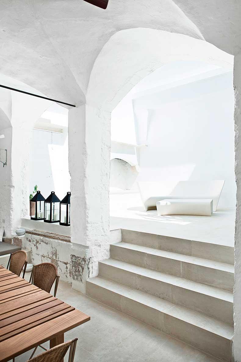 White-stone-italian-house