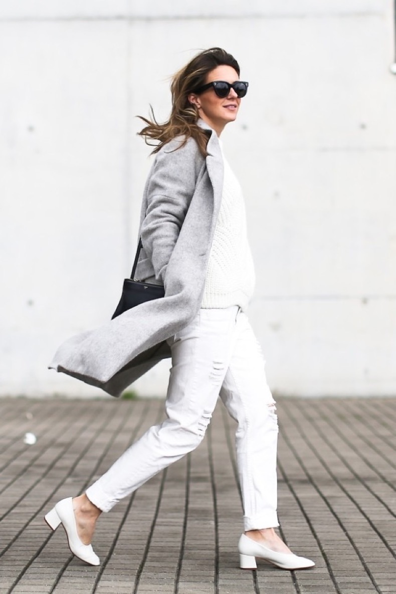 all-white-spring-work-weekend-clochet-glove-shoes-grey-coat-ripped-boyfriend-jeans-weekend-spring-640x960