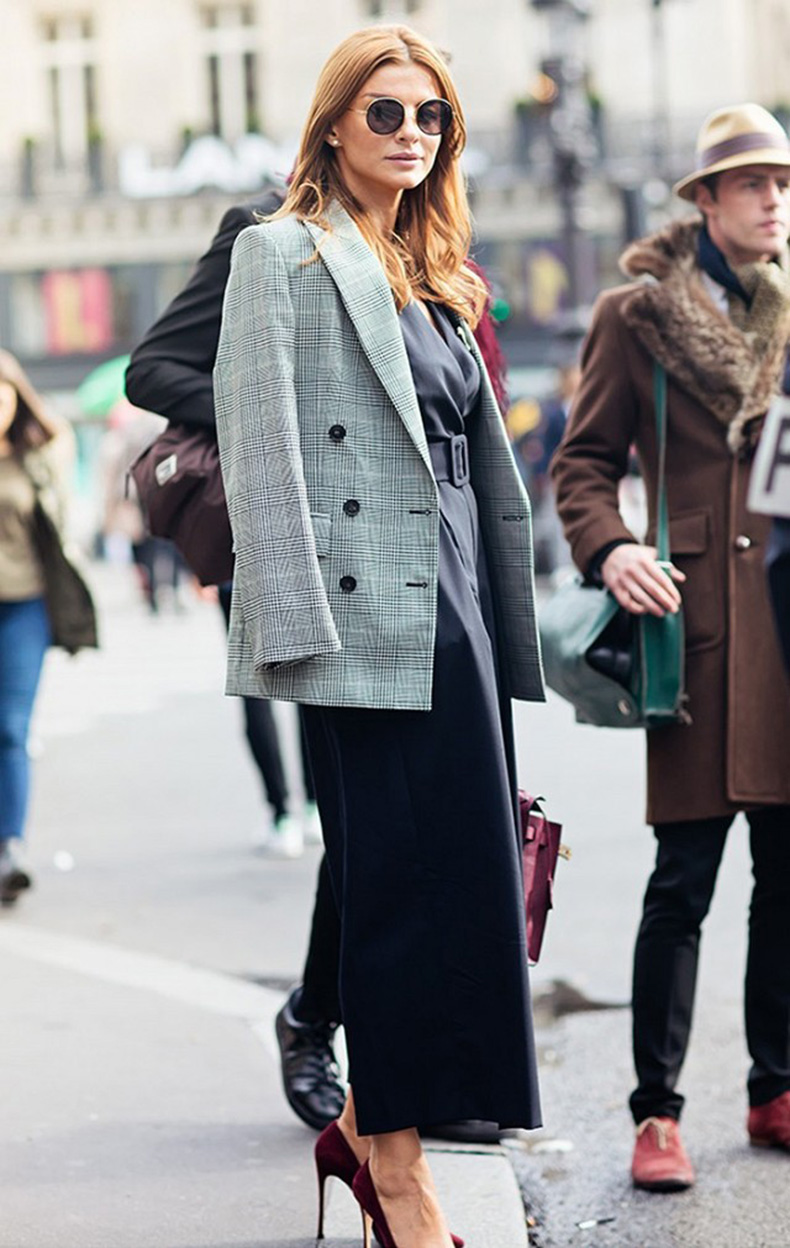 belted-black-maxi-dress-fall-work-outfit-glen-plaid-blazer-double-breasted-blazer-via-sss