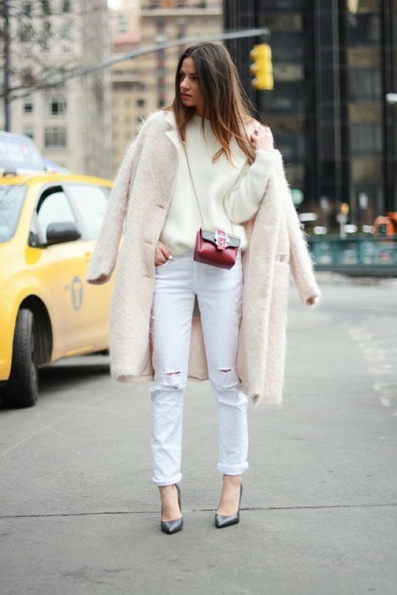 jacket-on-shoulders-fuzzy-coat-white-jeans-winter-whties-mini-bag-fuzzy-coat-pastel-coat-winter-fall-pastels-via-thenletitbe.tumblr.com_-683x1024