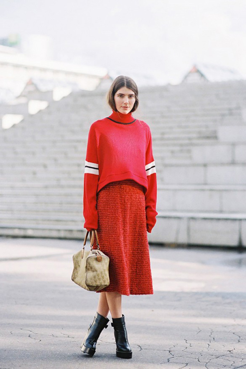 red-cropped-sweater-mock-neck-sweater-turtleneck-sweater-cropped-sweater-ankle-boots-wedges-midi-skirt-via-vanessajackman
