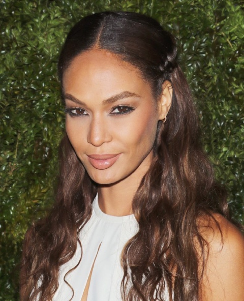 NEW YORK, NY - APRIL 20: Model Joan Smalls attends the 2015 Tribeca Film Festival Chanel artists dinner at Balthazar on April 20, 2015 in New York City.  (Photo by Jim Spellman/WireImage)