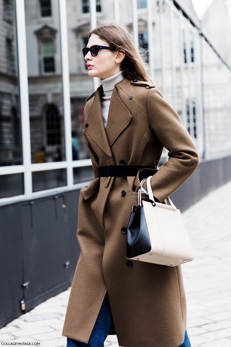 London_Fashion_Week_Fall_Winter_2015-Street_Style-LFW-Collage_Vintage-Camel_Coat-Belted_Coat-Leopard_Loafers-Victoria_Sekrier-7-790x1185
