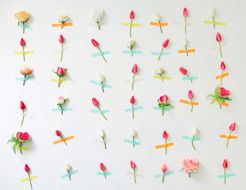 Make-flower-wall