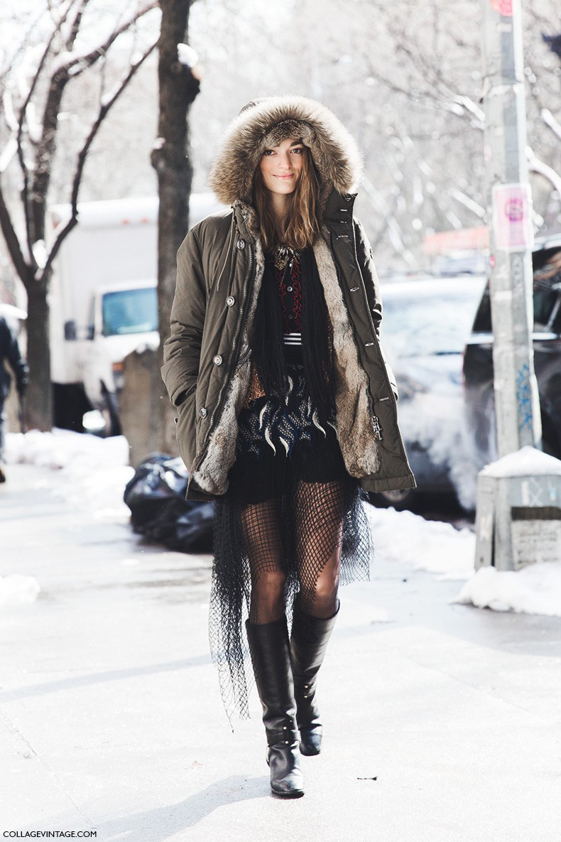 New_York_Fashion_Week-Fall_Winter_2015-Street_Style-NYFW-Sofia_Sanchez-Parka-1-790x1185