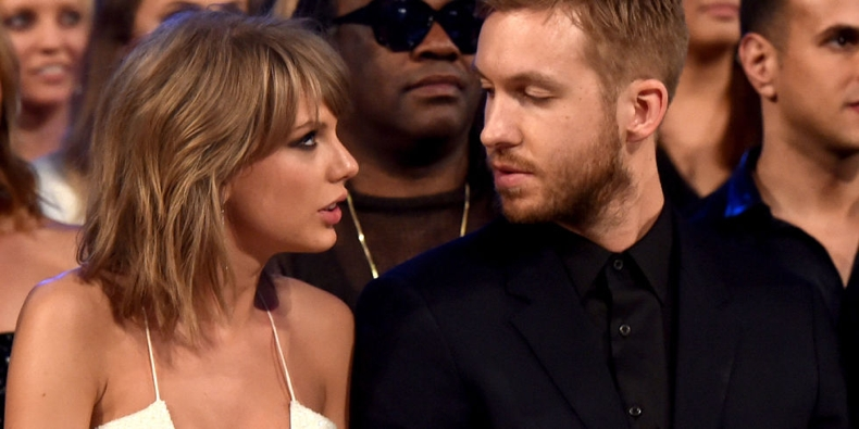 Taylor Swift-Calvin Harris