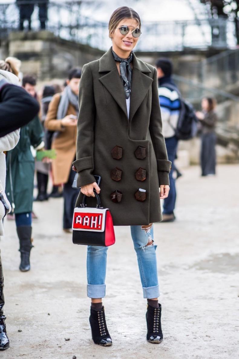 Pixelformula womenswear ready to wear prêt a porter Winter 2016-2017 Street Fashion Paris