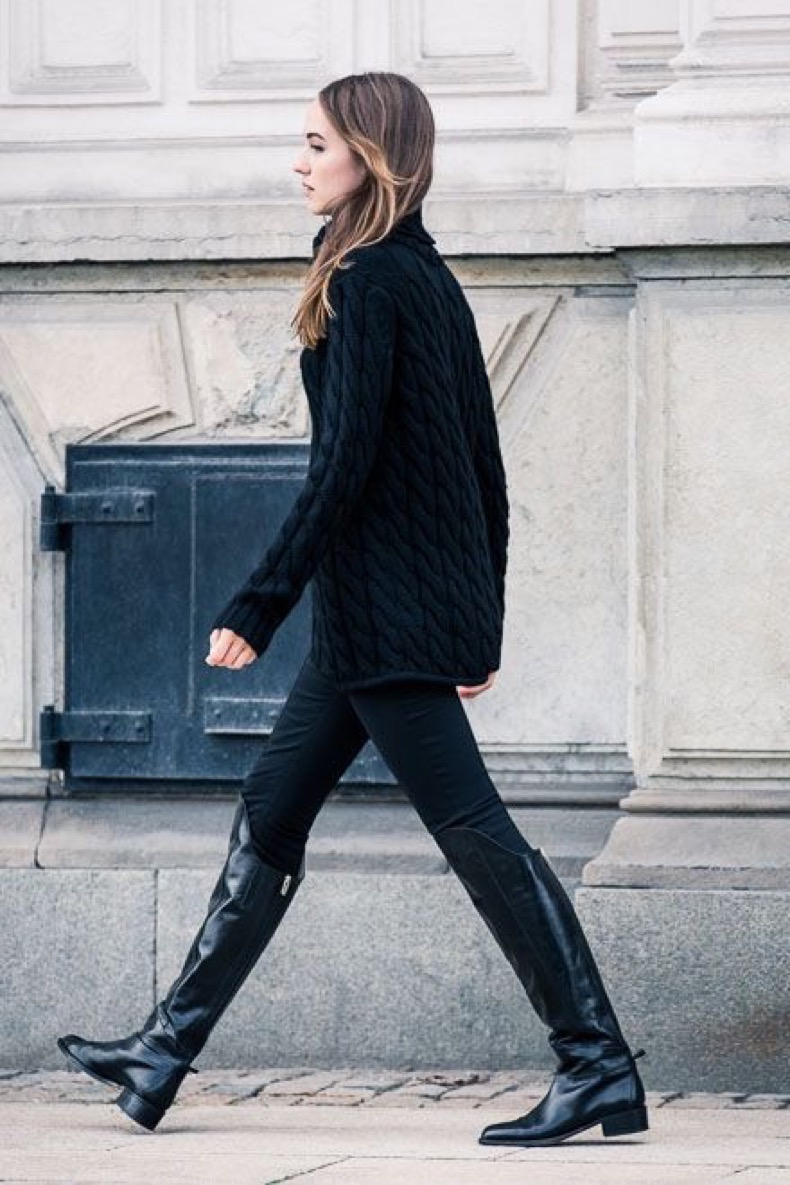 black-turtleneck-sweater-black-skinnies-black-riding-boots-knee-boots-via-emersonfry