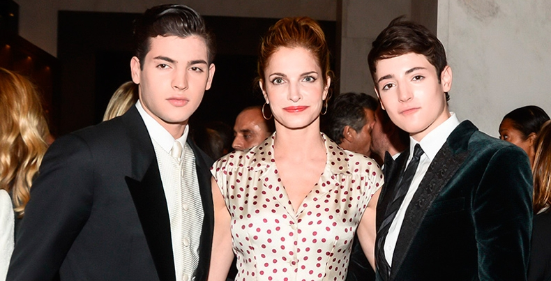 dolce-and-gabbana-nyc-store-launch-07-PETER-BRANT-STEPHANIE-SEYMOUR-HARRY-BRANT