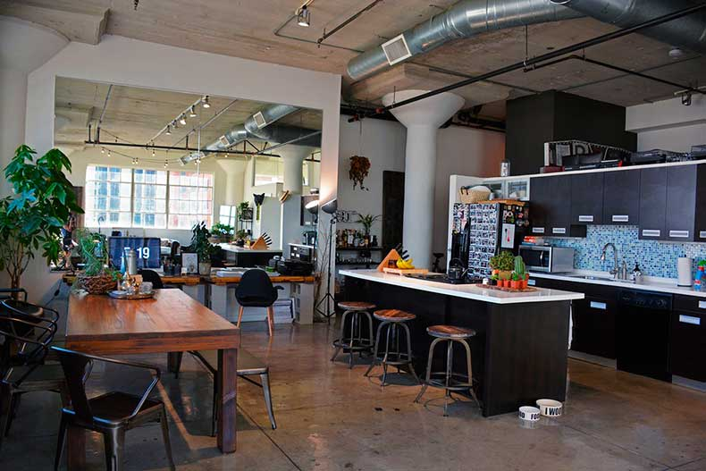 industrial-loft-kitchen