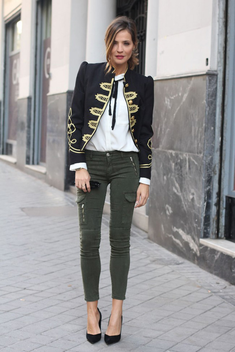 military-jacket-fall-street-style-inspo
