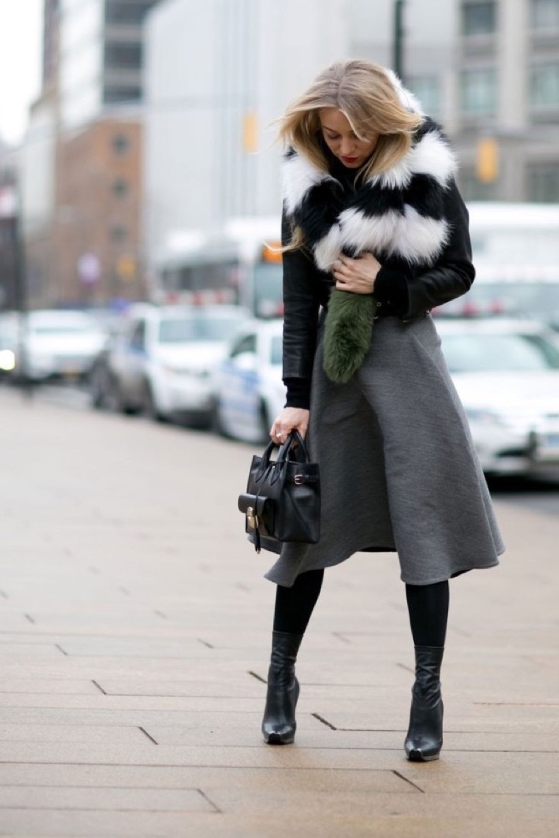 nyfw-winter-layers-freezing-grey-midi-skirt-fur-moto-jacket-ankle-boots-tights-640x960
