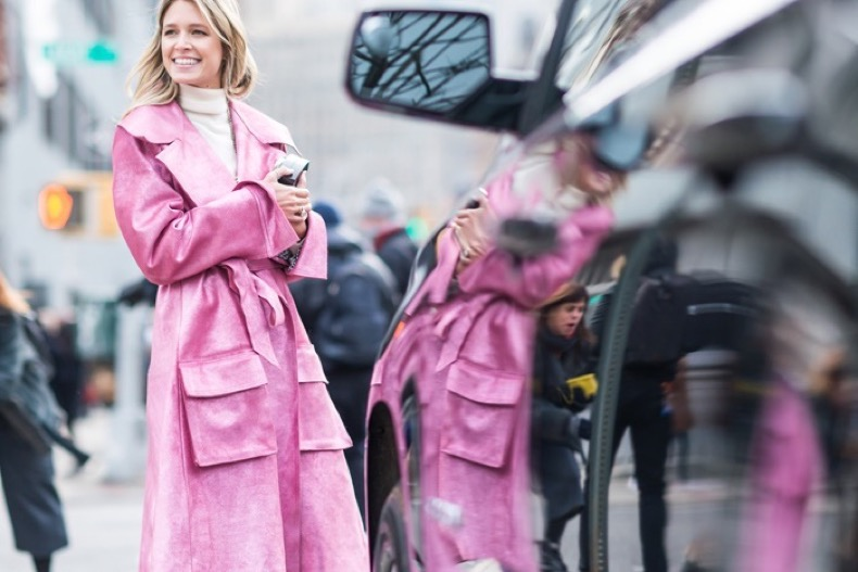 Pixelformula womenswear ready to wear prêt a porter Winter 2016-2017 Street Fashion New York
