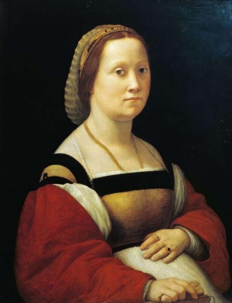 1500-the-pregnant-woman-raphael-sanzio-gettyimages-146324851