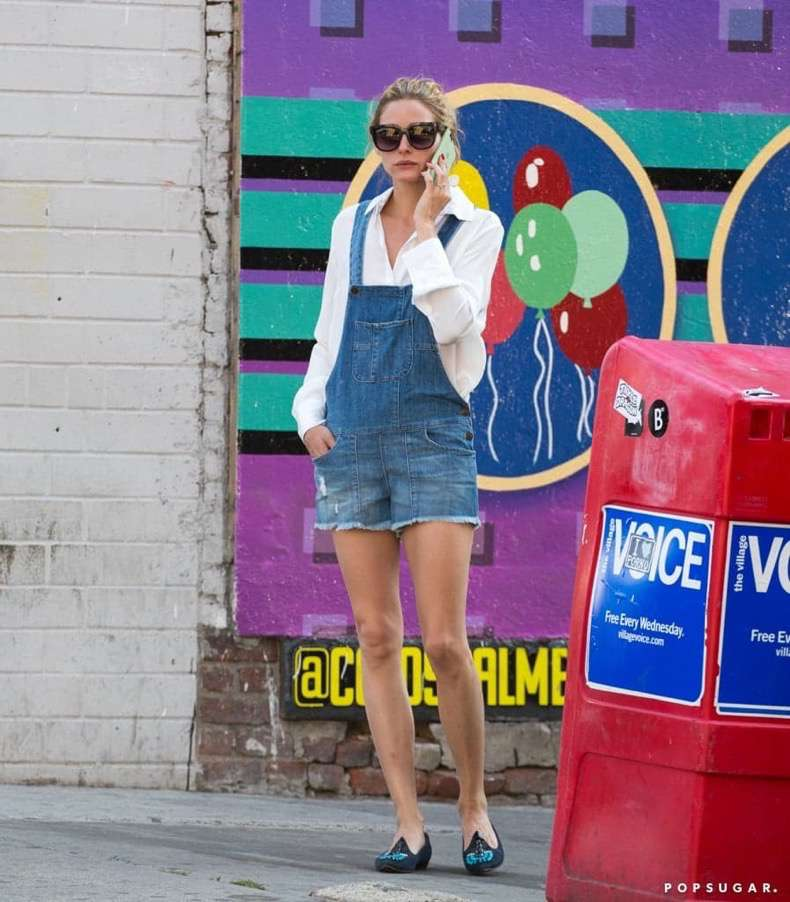 Even-off-duty-Olivia-gave-her-short-pair-overalls-elevated