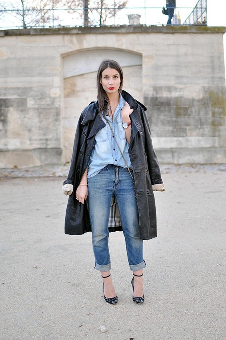 Street-Chic-Looks-Cuffed-Jeans-10