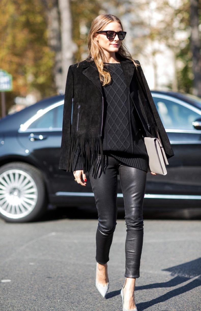 Style-Icon-Olivia-Palermo-Street-Style-All-Black-700x1082