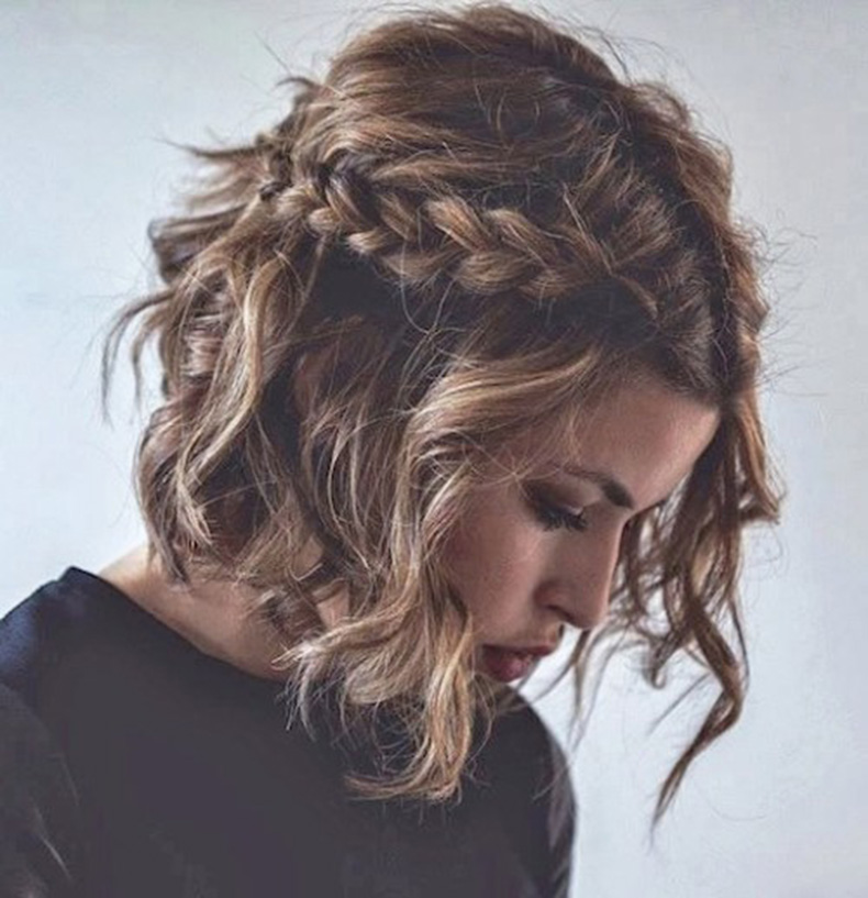braided-short-haircuts-