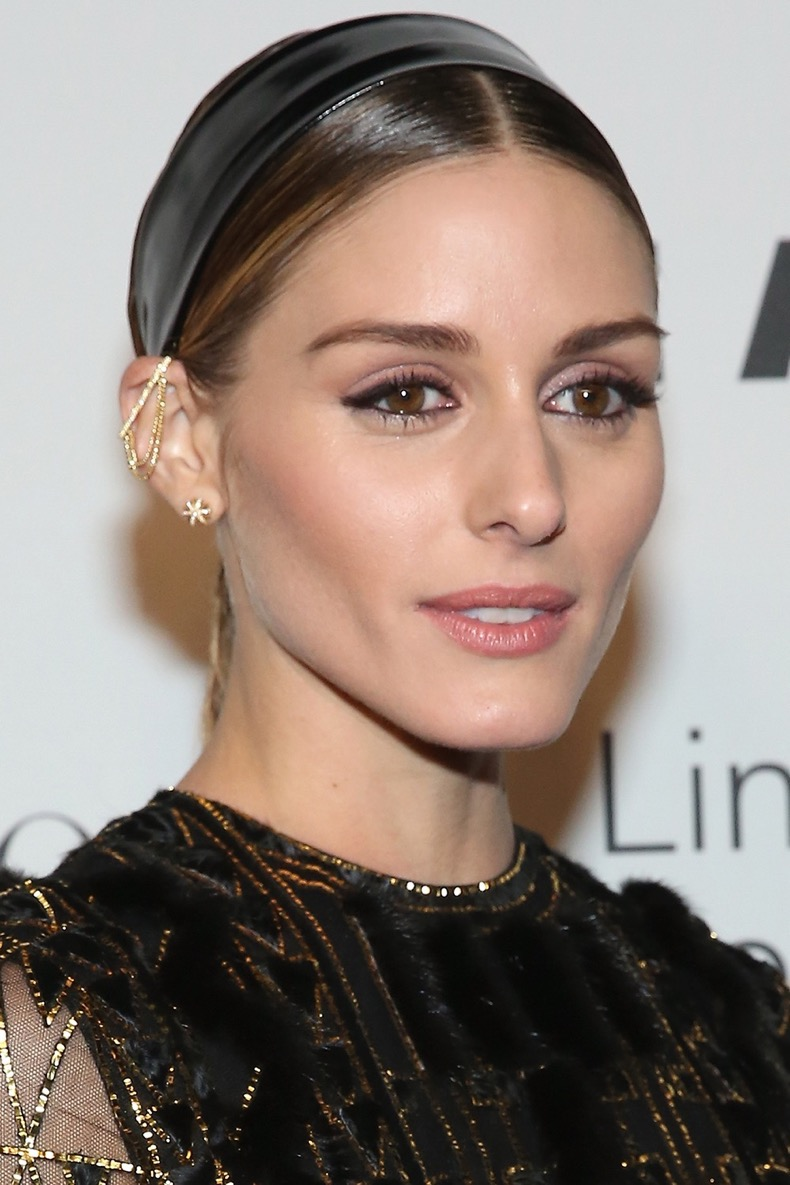 "NEW YORK, NY - DECEMBER 07:  Olivia Palermo attends ""An Evening Honoring Valentino"" Lincoln Center Corporate Fund Gala - Inside Arrivals at Alice Tully Hall at Lincoln Center on December 7, 2015 in New York City.  (Photo by Monica Schipper/FilmMagic)"