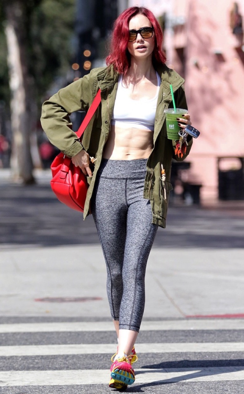 rs_634x1024-160714174146-634.Lily-Collins-Abs-Juice-LA.ms.071416