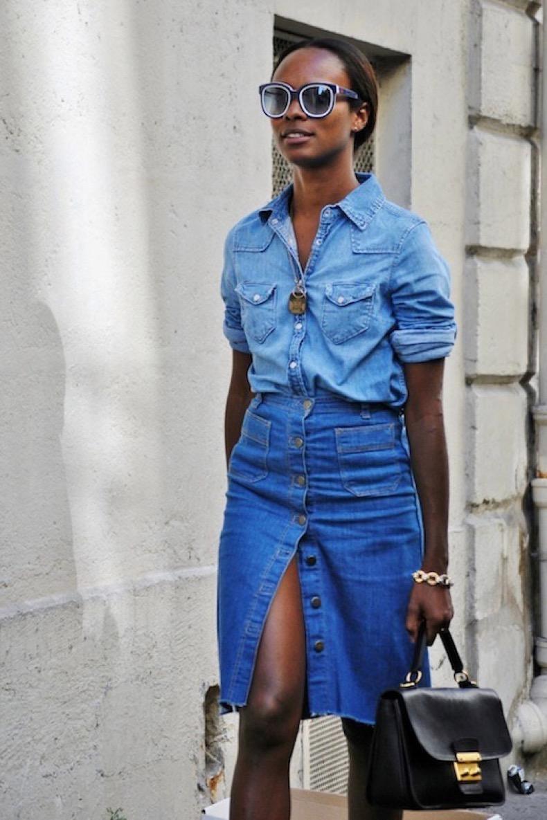 street-style-denim-skirt-2