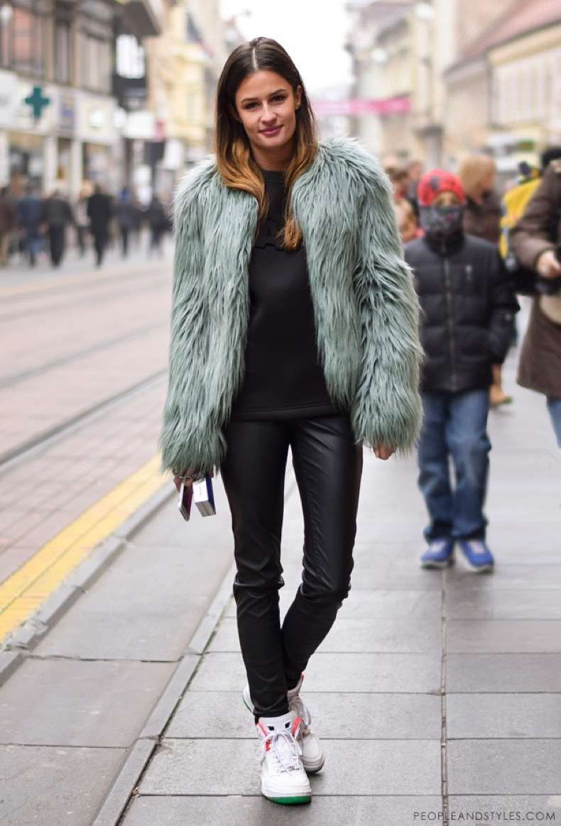 wang-faux-fur-coat-leather-leggings-white-snekakers-1