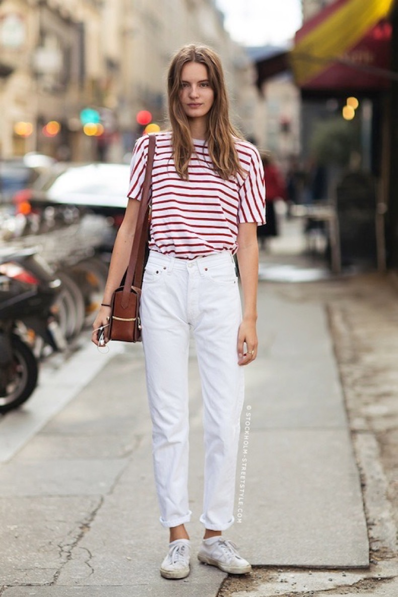 3-Le-Fashion-Blog-30-Fresh-Ways-To-Wear-White-Jeans-Model-Tilda-Lindstam-Striped-Tee-Boyfriend-Jeans-Via-Stockholm-Streetstyle