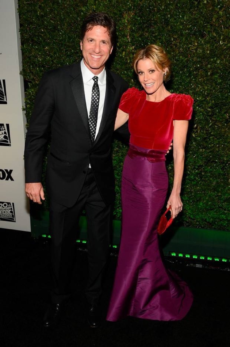 Julie Bowen and Scott Phillips