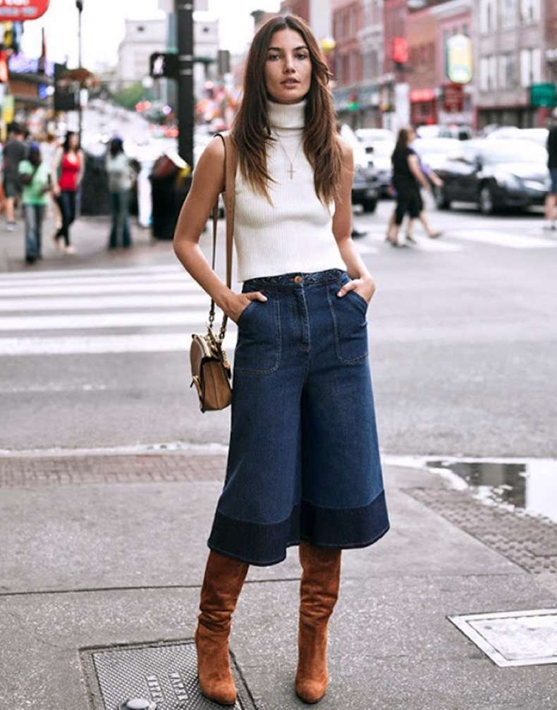 Lily-Aldridge-look-culottes-over-knee-boots-1a