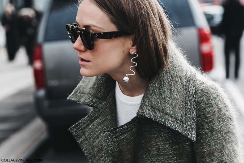 NYFW-New_York_Fashion_Week-Fall_Winter-17-Street_Style-Zig_Zag_Earrings-Acne